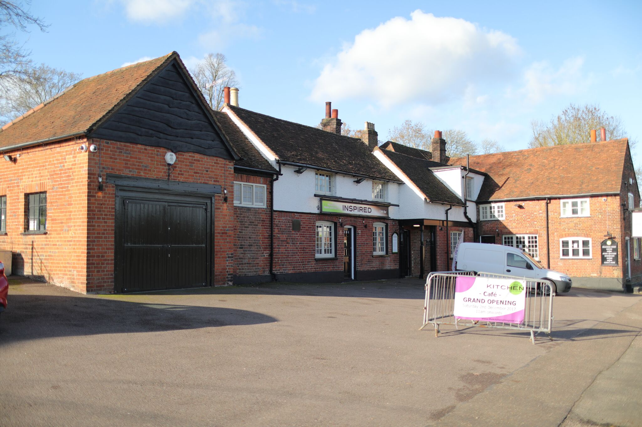 Inspired Wellbeing Centre building in Kings Langley
